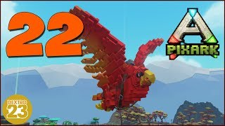 PixARK 💠 Pix Argentavis zähmen! PEGASUS! 💠 #22 [Let's Play/Gameplay/Deutsch] PixARK vs ARK