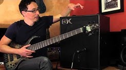 Gallien-Krueger MB115-II Combo Demo by Norm Stockton