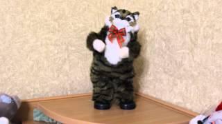 Игрушка Press Here танцующий и поющий кот