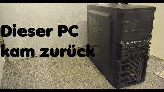 PC Housecall - Verkaufter PC wird repariert