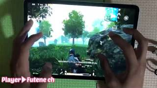 #50【PUBG】6fingers iPad手元動画『気ままにプレイ Solo vs Duo-PUBG mobile』- Play PUBG with 6 fingers
