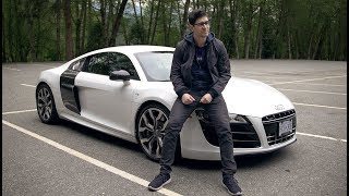 I Bought An Audi R8