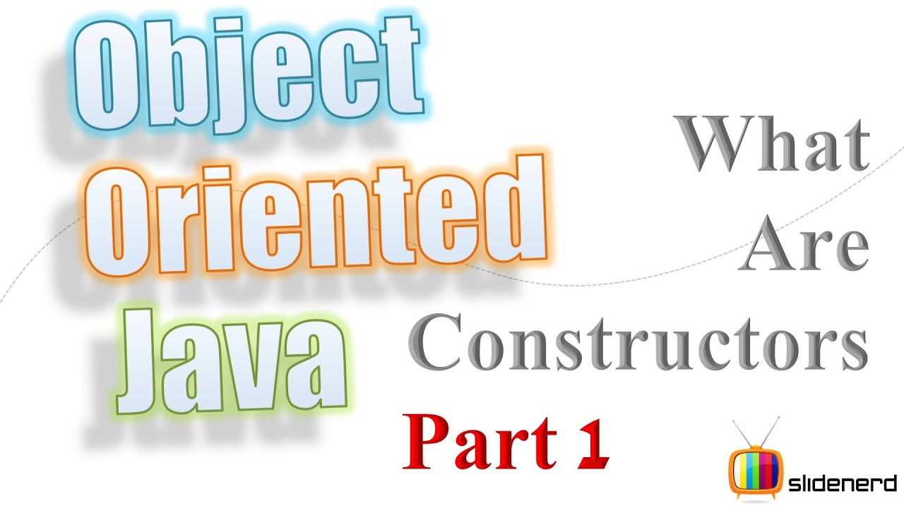 21 java constructor tutorial theory youtube baditri Image collections