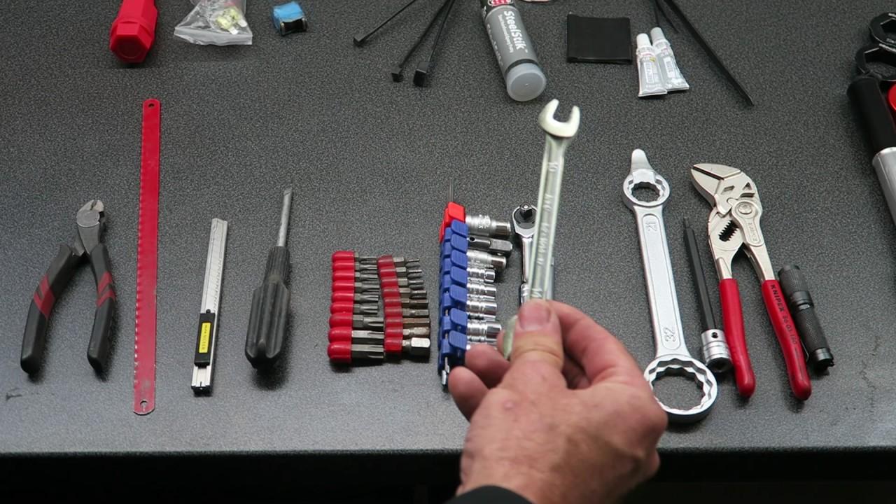 Yamaha Enduro Tool Kit