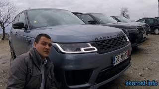Test drive review: Range Rover Sport 2018 5.0 V8