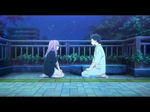 Koe No Katachi - I Want You To Help Me Live - Shoko & Shoya HD