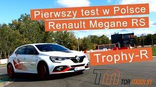 Renault Megane R.S. Trophy-R Pierwszy test w Polsce   Moto LAB