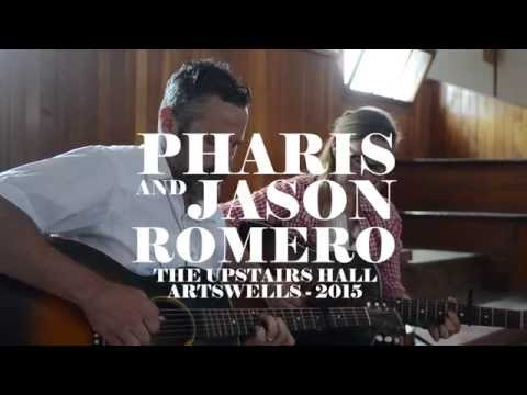 Lonesome and I'm Going Back Home - Pharis and Jason Romero (Artswells 2015) (CFUR Live Session)