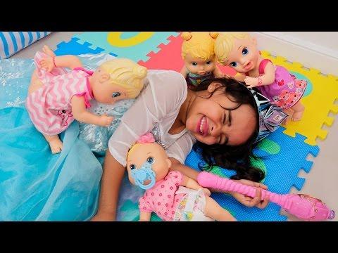 BIA LOBO / BABYALIVE / Bebes Mágicos / Magic Babies / LadyBug