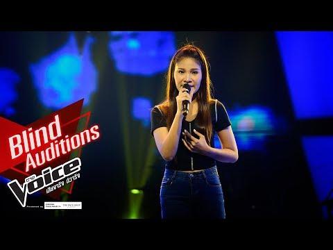 จูน - อายแสงนีออน - Blind Auditions - The Voice Thailand 2019 - 14 Oct 2019