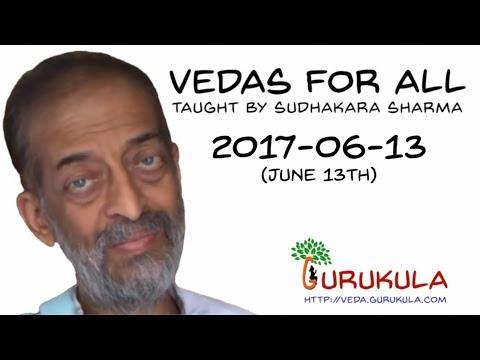 Vedas for all by Sudhakara Sharma 2017 06 13