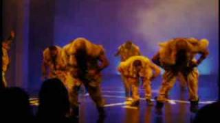Stomp the Yard~competition part 1