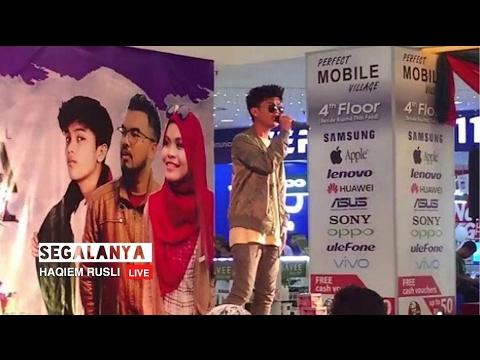 Haqiem Rusli - Segalanya (Live)