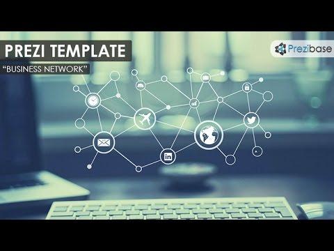 Business network prezi template youtube business network prezi template wajeb Image collections