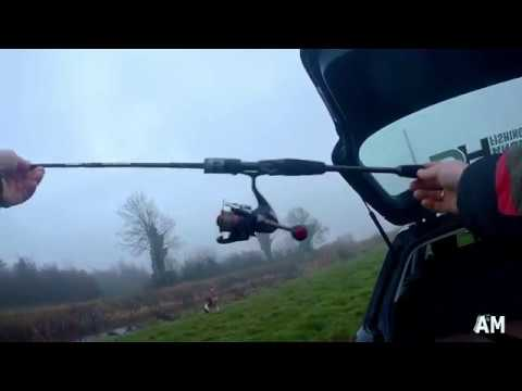 Perch - Pike Fishing At Grand Canal 2019