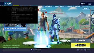 Fortnite battle royale +iscritto ricambio/BTK Team /code:BTK_CRABTSU