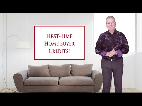 First Time Home Buyer Credits & Incentives In Ontario