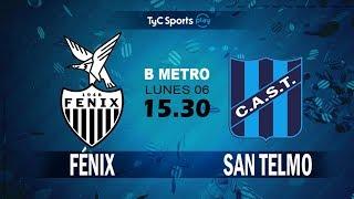 CA Fenix vs San Telmo full match