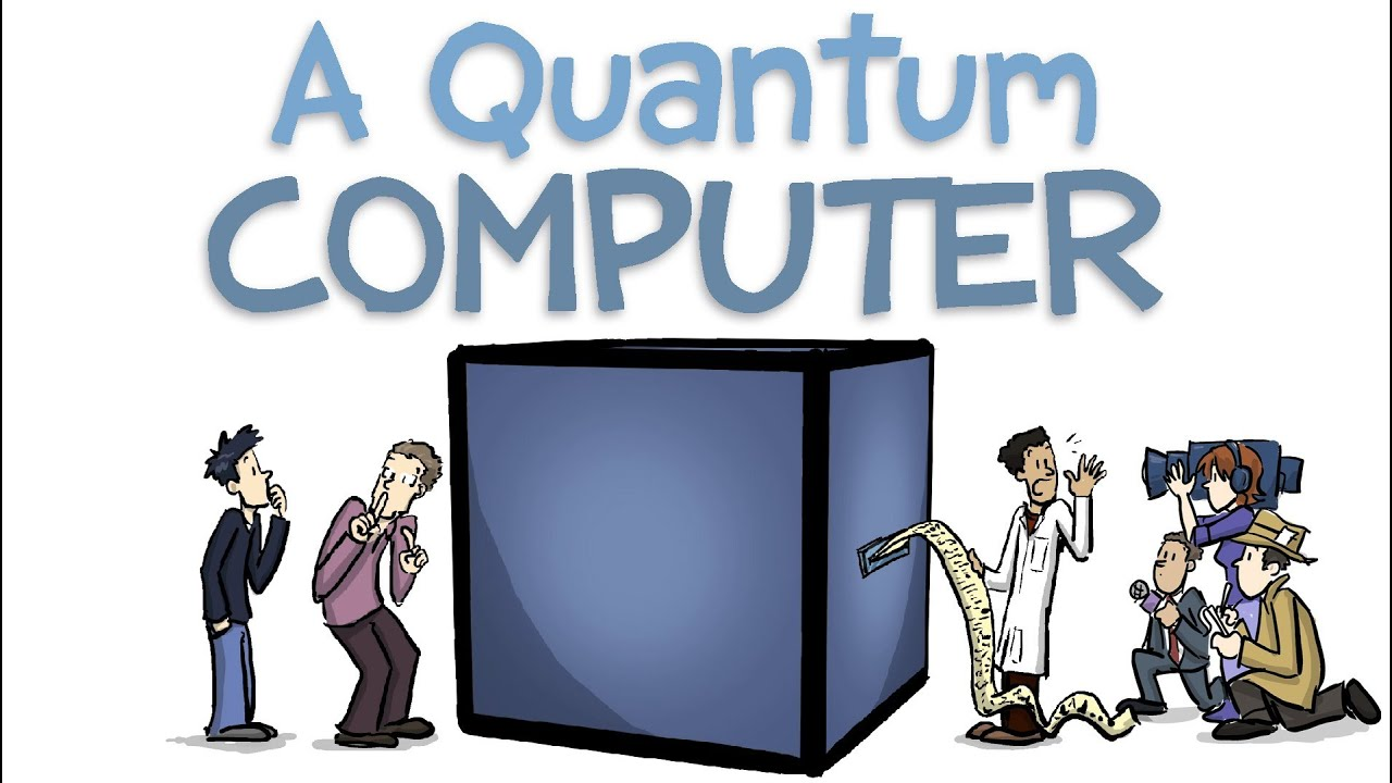 Quantum Computers Animated