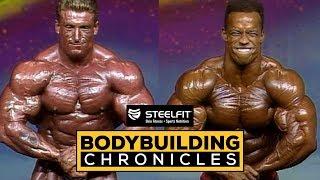 Shawn Ray's War On Dorian Yates | Bodybuilding Chronicles