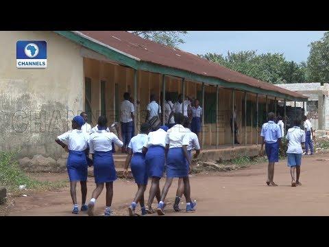 Uzoagba Secondary School Imo State Gets Block Of Classroom |Eyewitness Report|