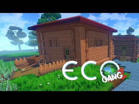 GangZ   Eco 02 CARPENTRY WING