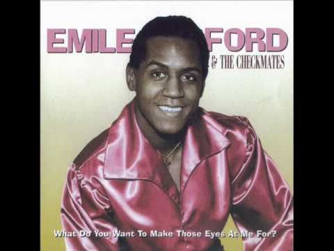 Emile Ford - Them There Eyes 1960