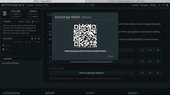 Bitfinex Anmeldung