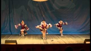 Надежды Европы 2013 - Конкурсы танцев 2 тур(Международный детский фестиваль