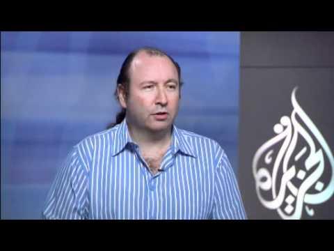 Retinal Implant interview with Jonathan Abro on Al Jazeera TV on 03112010