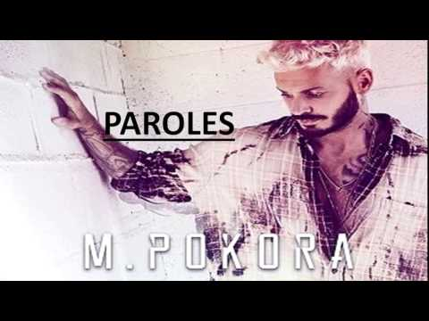 M Pokora - Comme d'habitude (Paroles/Lyrics)