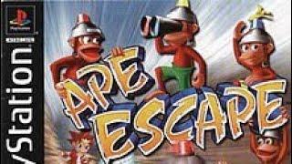ape escape soundtrack intro music