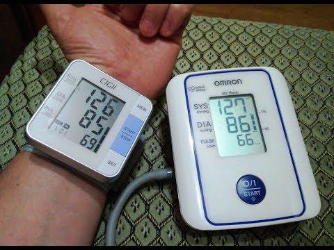 Монитор (тонометр) кровяного давления на запястье CIGII W03