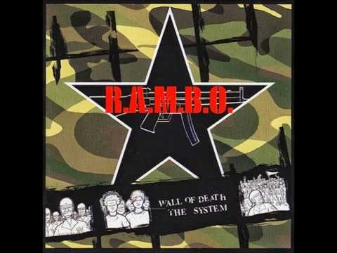 R.A.M.B.O. - Wall Of Death The System / Full Album (2001)