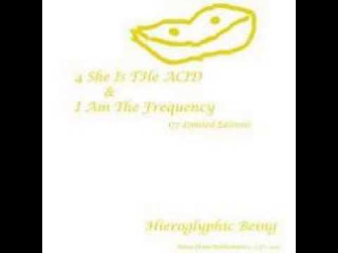 Hieroglyphic Being - The Heliocentric Worlds Of Hieroglyphic Being