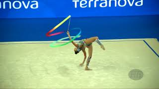 FIG Official - 35th Rhythmic Gymnastics World Championships - Pesar...