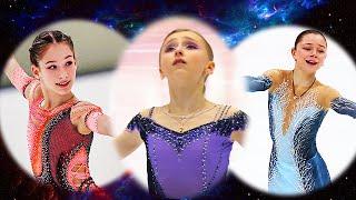 Муравьева выиграла короткую на чемпионате России среди юниоров Акатьева 2 я Самоделкина 4