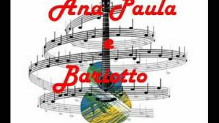 Vou te esperar(ao vivo)  -  Ana Paula e Bariotto