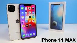 Поддельный Apple iPhone 11 Max за 85 € из Китая - стоит ли это того? обзор