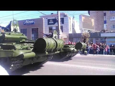 Парад в Чите!!!