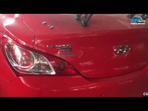 Video INNOVA 3200 chẩn đoán lỗi xe Hyundai Genesis Couple 2011