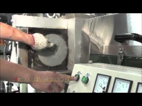 Maquina peletizadora para reciclaje de plastico ref lw120 - Maquina de reciclaje de plastico ...