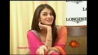 Aishwarya Rai speaks Tamil