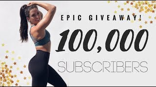 100K SUBS GIVEAWAY!