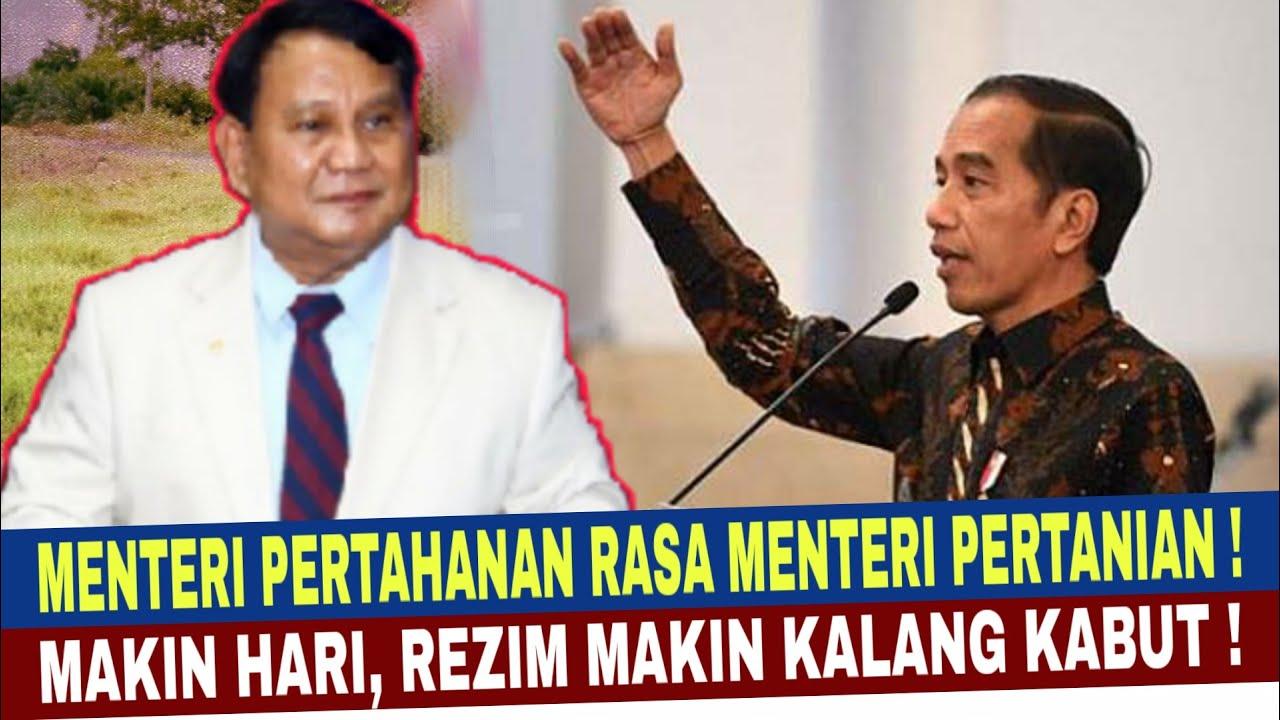 BERITA TERBARU ~10 JULI 2020 - Menteri Pertahanan Prabowo Rasa Menteri Pertanian !