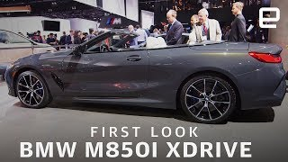 BMW M850i XDrive First Look: Top-Down Touring