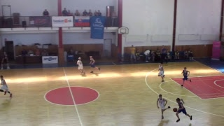MBK Victoria Žilina - RIM Basket Košice