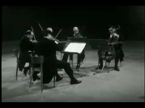 Mozart: String Quint N3 K516 1/4 Amadeus (6.1966)