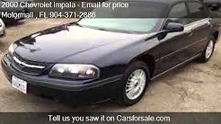 2000 Chevrolet Impala for sale in Jacksonville, FL 32211 at
