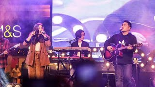 December Avenue - Kung 'Di Rin Lang Ikaw ft. Moira Dela Torre (Live)